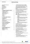 Radialgebläse D4D180-CB01-02